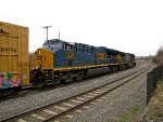 CSX 3339 and 92