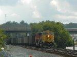 BNSF 6121 (ES44AC)  8844 (SD70MAC)