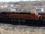 BNSF ES44DC 7906