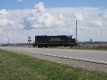 Crossing US 24