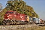 CP 8892 On CSX Q 227 Eastbound