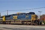 CSXT 654 East