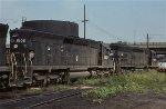 CR SD45's 6105 and 6207