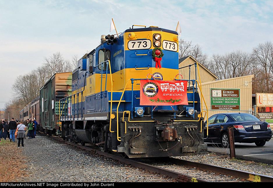 MNJ 773 on CH-1