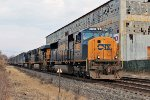 CSX 4543 on Q-711
