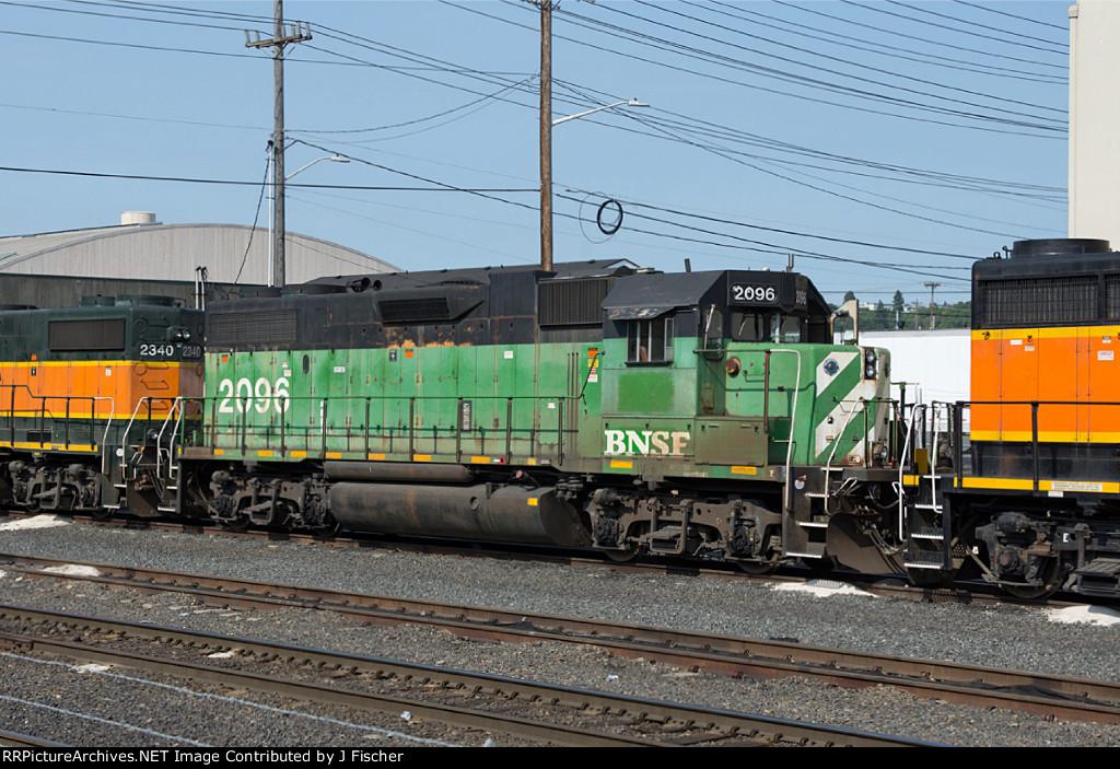 BNSF 2096