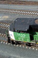 BNSF 1459