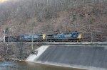 CSX Loaded Coal