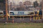 CSX B36-7 5867