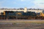 """CSX SD70M 4688 """"Spirit of Tampa"""""""