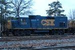 CSX GP15T 1523