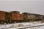 D&H U23B 2310 and GP38-2 7320