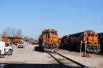 Locomotive Storage