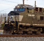 NS & UP at Columbus, Ohio