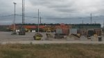 bnsf west quincy yard locomotive staging facility