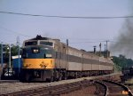 LIRR #608 at Bethpage 08-01-1972