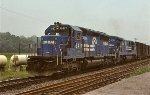 CR SD40-2 6417 and C30-7 6609