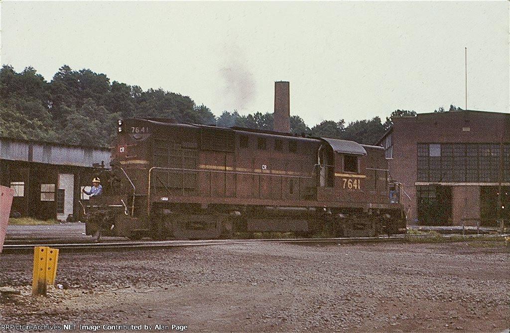 Former LV RS11 7641