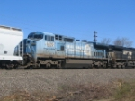 NS c40-8#8439 is very faded, but nice thats its still in CR blue