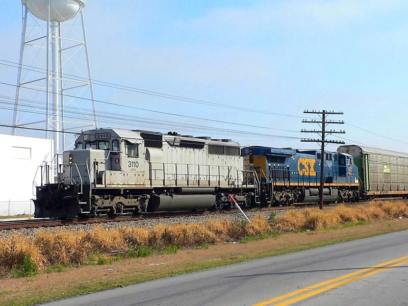 SD40-2  3110