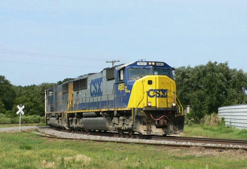 CSX  4685