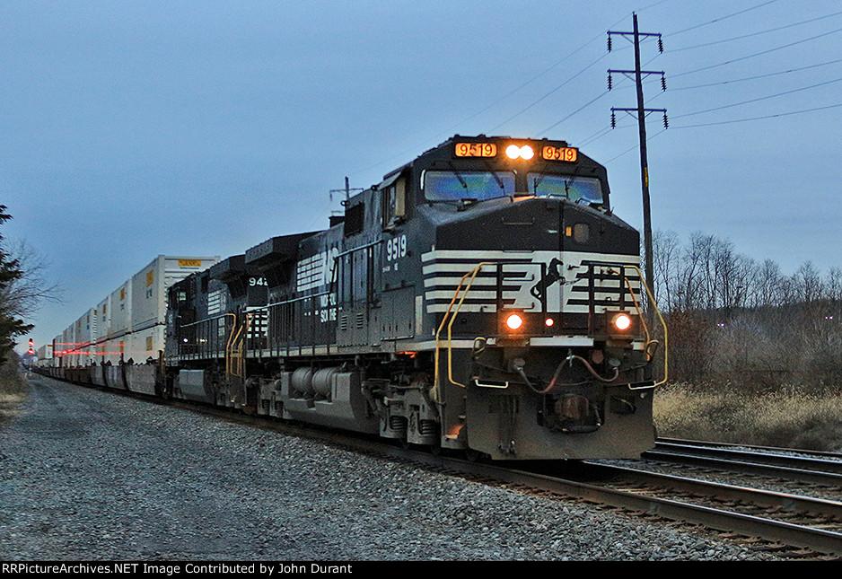 NS 9519 on 20W