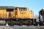 BNSF 9891
