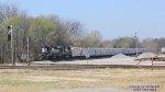 NS 3279 and NS 2568 Lead a Grain Train