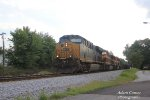 J768-29 passing Smiths Grove, KY