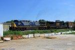 NB CSX Freight