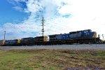 Q237 at Memphis Junction Yard
