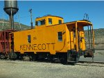 Kennecott Copper Caboose 22