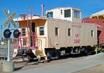 UP 25147 Caboose