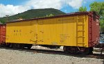 RGS 2101 Wooden Refrigerator Car