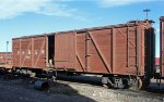 DRGW 66977 Wooden Box Car