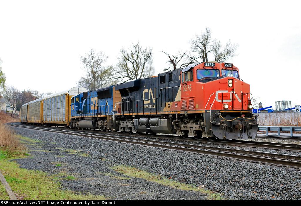 CN 2276 on Q-434