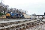 CSX 3161 on Q-434