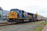 CSX 8733 on Q-254