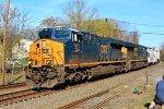 CSX 951 on Q-301