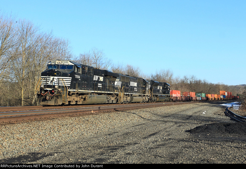NS 7594 on 21A