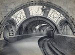 Original City Hall subway station, IRT Lexington Avenue Line, in 1904.