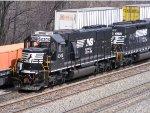 NS 6306 pushing under Rtr. 53