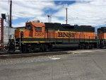 BNSF 2307