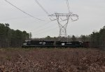 Penn Central Under The Wires