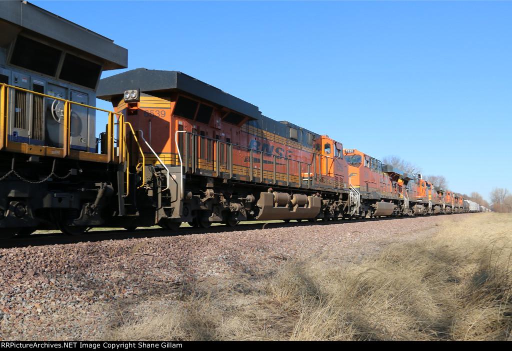 BNSF 6539