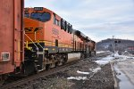 BNSF 6668 Roster.