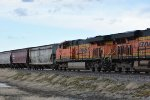 BNSF 7588 Roster.