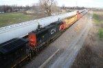 CN 5639 Roster.