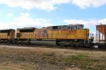 UP 8895 New Sd70AH.