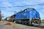 GECX 2038 CSX Train K622 Ethanol Loads